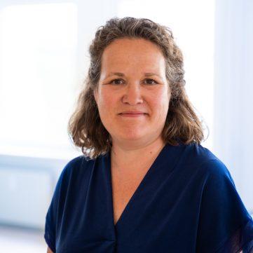 Anne-Kathrine Mandrup Administrationschef i Kompetencesekretariatet
