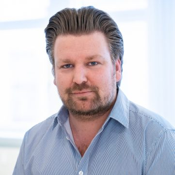Jeppe Ripken Administrativ medarbejder i Kompetencesekretariatet