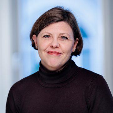 Margit Vesterholm-Lavesen Fondsrådgiver i Kompetencesekretariatet