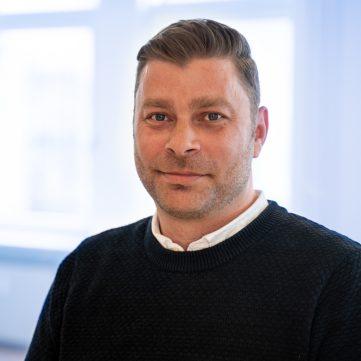René Hansen Specialkonsulent i Kompetencesekretariatet