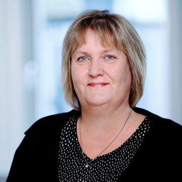 Sølvi Rask Fondsrådgiver i Kompetencesekretariatet