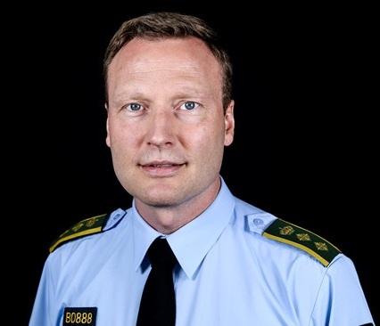 Vicepolitiinspektør Rasmus Agerskov Schultz har søgt penge hos Kompetencefonden