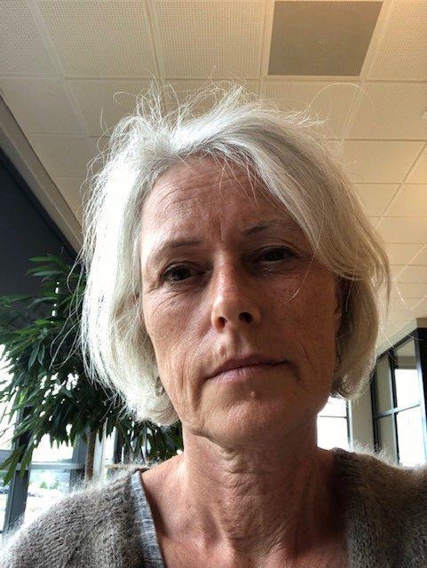 Portrætbillede af Helle Kristensen